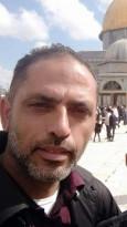 مقتل المواطن علاء العموري على يد الأجهزة الامنية في منطقة العيزرية .