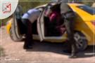 مجهولون يسرقون سيارة المواطن عارف سرحان في بيت لحم