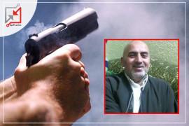 اطلاق النار على منزل المواطن/ مهدي الطبوق من قبل مجهولين