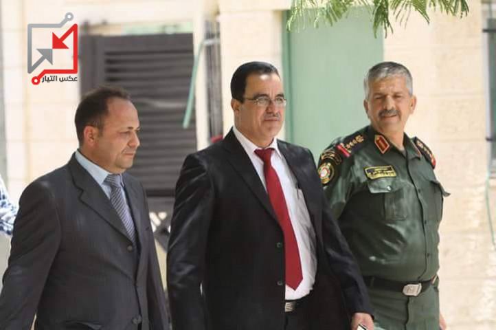 العميد أحمد عبد الله (أبو جهاد)، مدير مخابرات أريحا سابقاً: