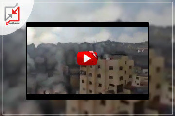 إطلاق نار كثيف في محافظة نابلس عقب ظهور نتائج الثانوية العامة