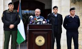 ملخص خطاب رئيس الحكومة محمد اشتية الأخير