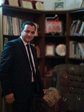 إيقاف العقيد ماهر جبر الجيوسي مدير فرع المرور بالخليل عن العمل
