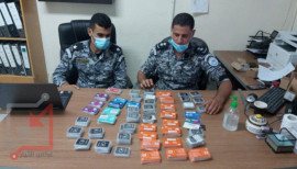 الأجهزة الأمنية قامت بمصادرة 1051 شريحة اتصال اسرائيلية من السوق