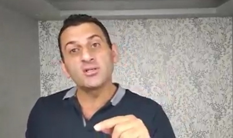 """الناشط صهيب زاهدة: يوجه رسالة الى رئيس الوزراء ويتحدث عن اعتقاله مع طفله واعتقال نشطاء حراك """"طفح الكيل"""""""