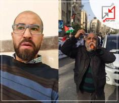 محكمة صلح رام الله تقرر الإفراج عن الناشطين جهاد عبدو وعامر حمدان بكفالة شخصية
