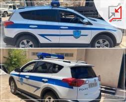الشرطة الفلسطينية تشتري اعداد كبيرة من جيبات التويوتا رغم الازمة المالية
