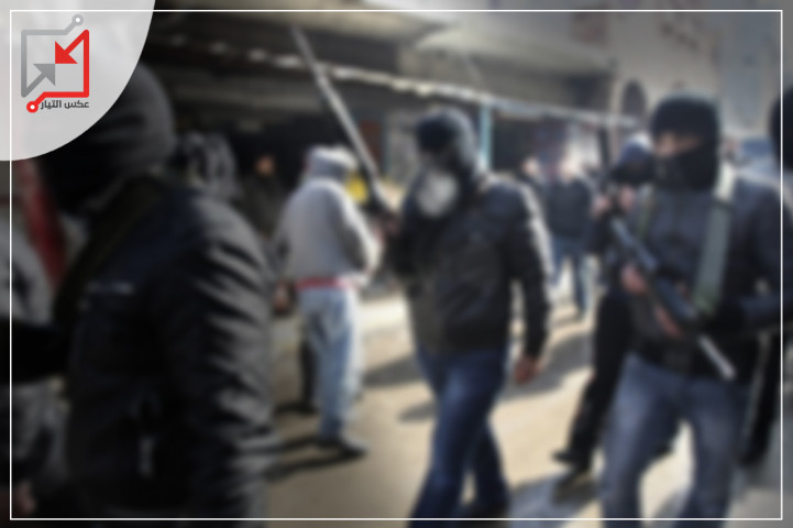 مجهولون يطلقون النار على بيت المواطن عبد الرحمن عبدالله في نابلس