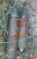 أبطال جهاز الأمن الوقائي عثروا على قذيفتي هاون في منطقة حارة الشيخ بمحافظة الخليل