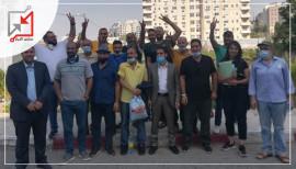 اليوم تحاكم السلطة الحراكيين الناشطين في محاربة الفساد الحراكسسبتهم مختلفة تم تلفيها لهم