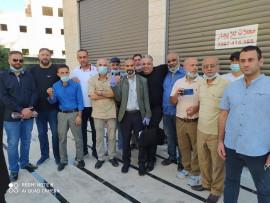 محاكمة نشطاء مظاهرة طفح الكيل
