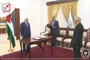 القضاء المختطف من قبل السلطة التنفيذية والرئيس عباس