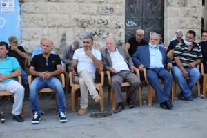 الكورونا لا تصيب جبهة النضال الفلسطيني