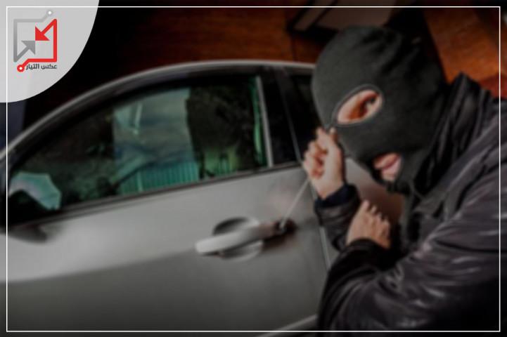 مجهولون يسرقون محتويات تعود للمواطن محمود عمر في رام الله