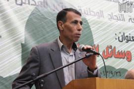حاتم عبدالقادر: عباس يتحمل مسؤولية انهيار المشروع الوطني