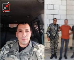 عسكري في المخابرات يفرج عن شقيقه صاحب السطو المسلح