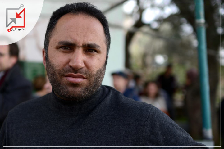 الناشط عيسى عمرو..رح ننزل على الشارع في الوقت الي احنا بنختاره.