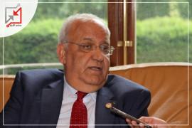 موظف في دائرة شؤون المفاوضات يلتقي سرا بصحفية اسرائيلية