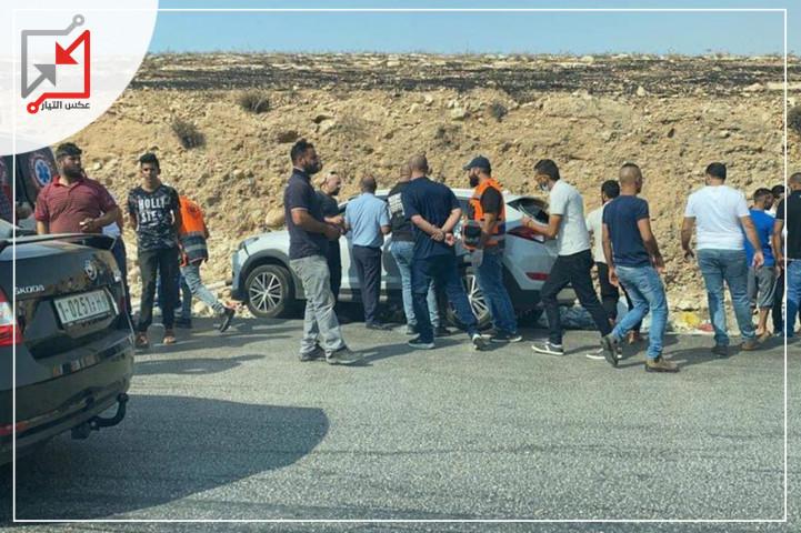 فرار المسلحون الذين اطلقوا النار على المواطنين شرق بيت لحم عبر الاقدام