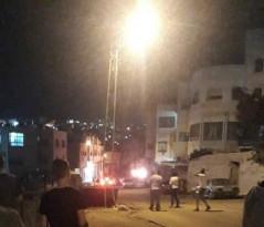 إطلاق نار واحراق مركبات الليلة الماضية جراء شجار بين عائلتين