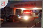 إصابة المواطن مصطفى ابو اصبع بعيار ناري في القدم برصاص مجهولين