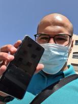 الأجهزة الأمنية تفجر عن هاتف عامر حمدان