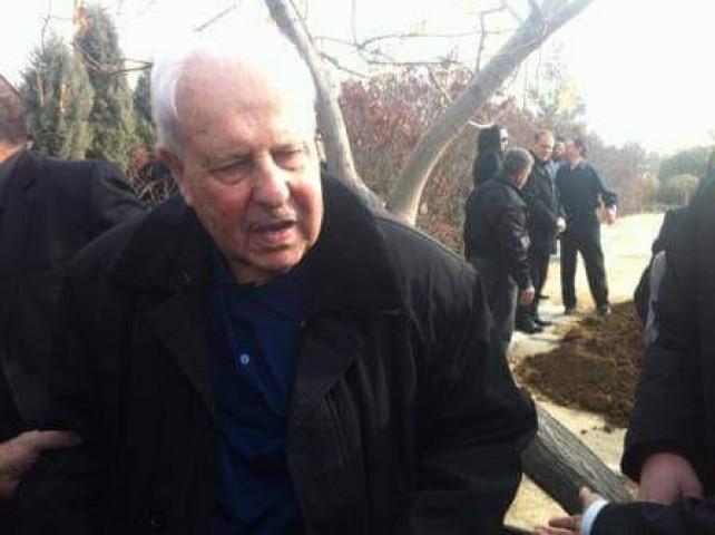 سفير فلسطين لدى إيران صلاح الزواوي يبلغ من العمر 85 عاما
