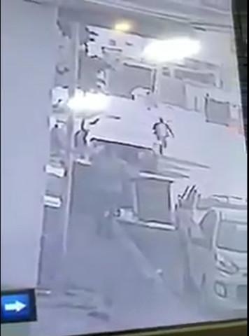 لحظه مقتل العقيد عبد السلام حنايشه في قباطية بالأمس