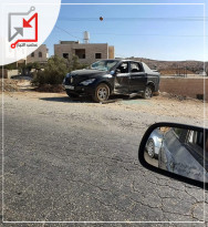 محاولة اغتيال لنائب رئيس بلدية السموع هارون أبو كرش
