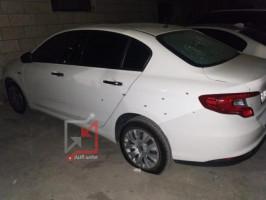 مجهولون يطلقون النار على سيارة مدير الظابطة الجمركية في مدينة جنين راضي كتانة