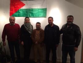 عضو إقليم حركة فتح بالتشيك رشيد وهبة يقدم استقالته بعد خلافات داخل الاقليم