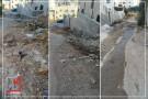 حتى اللحظة لم تتحرك بلدية نابلس رغم تبرع سكان المنطقة بالمبلغ