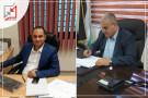 القائم بأعمال وزير الصحة بنابلس يحاول تعيين زوج ابنته مدير اداري بمشفى سلفيت