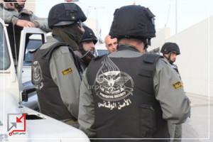 العسكري في الأمن الوقائي/ خالد ذوقان يستقوي بجهازه العسكري ويعتدي على موظف في الدفاع المدني