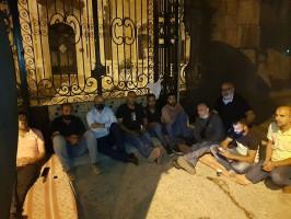 ضحية جشع وطمع بشار المصري