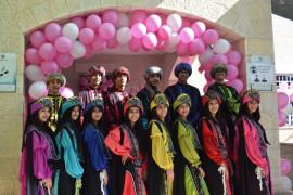 صورة من حفلة أقيمت أمس في مديرية صحة بيت لحم