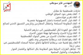 """مسيرة السلطة الفلسطينية منذ نشئتها """" تنازلات بلا مقابل"""""""