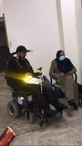 أمطار وأجواء باردة والجريمة مستمرة بحق الأشخاص ذوي الإعاقة داخل حرم المجلس التشريعي
