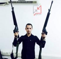 استشهhاد النقيب في جهاز الأمن الوقائي بلال عدنان رواجبة برصاص الاحتلال على حاجز حوارة جنوب نابلس.