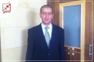 ضابط في الوقائي يعتدي على المواطن اياد ابو علي بالضرب
