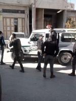 الأمن الوقائي يفض اعتصاماً لعدد من موظفي بلدية يطا