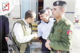 الأجهزة الأمنية تسلم مستوطن دخل الى محافظة طولكرم