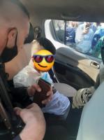 احد الشبان الذين حاولوا السطو على بنك فلسطين فرع عزون