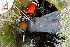 العثور على شاب مقتول في محافظة طولكرم وجثته ملقى في بئر