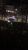إطلاق نار من قبل مجهولين على حاجز للأجهزة الأمنية في مدينة البيرة ليلة أمس