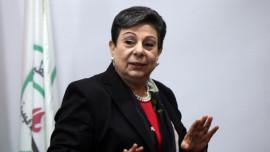 عضو تنفيذية منظمة التحرير حنان عشراوي تقدم استقالتها للرئيس عباس