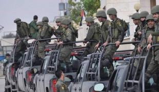 حملة اعتقالات واقتحامات منازل شهدها مخيم بلاطة الليلة الماضية