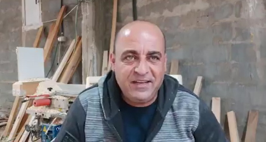الناشط نزار بنات: لا يحق للسلطة اتهام المواطنين الذين تظاهروا بالخليل