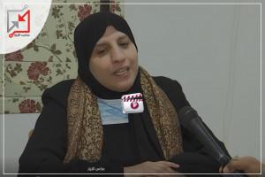 المعلمة سحر ابو زينة توضح حيثيات قرار العقوبة الصادر عن التربية والتعليم بحقها وكيف تلقته في يوم المعلم.