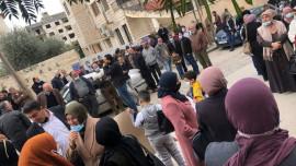 مجموعة من المعلمين يعلنون تضامنهم مع الملعمة سحر أبو زينة